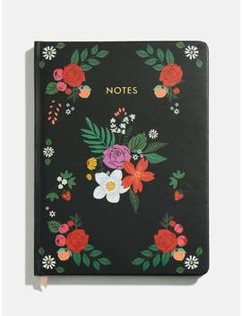 Forest Floral Notebook by Skinnydip