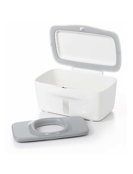Oxo Tot Perfect Pull Wipes Dispenser Grey by Well