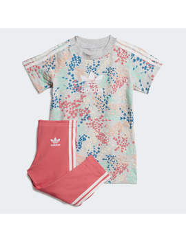 Tee Dress Set by Adidas