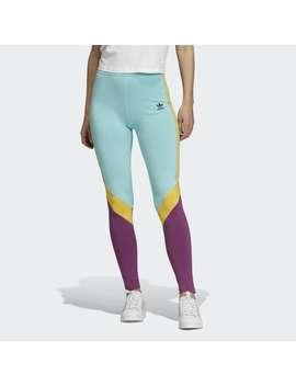 High Waisted Leggings by Adidas
