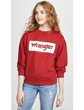 80 年代复古运动衫 by Wrangler