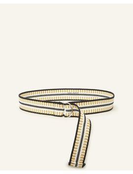 Nyess Belt by Isabel Marant