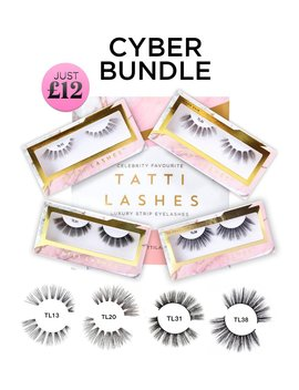 Cyber Weekend Bundle   Only £12 by Tatti Lashes