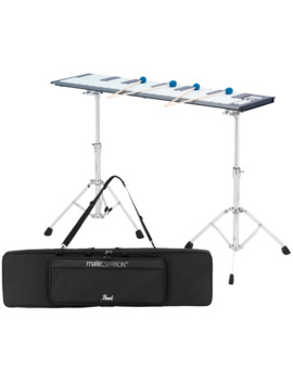 Mallet Station 3.0 Octave Adjustable Range Electronic Mallet Controller With Bag, Stands, And Mounts by Pearl