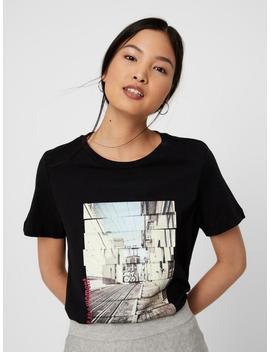 Printed T Shirt by Vero Moda