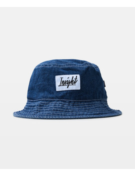 Alley Bucket Hat Denim by Au