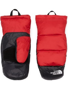 Nuptse Mitts   Tnf Red by The North Face