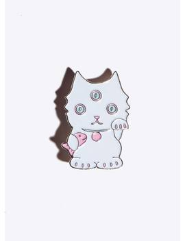 Lucky Blanco Pin by Valfre