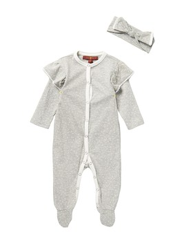 footie-&-headband-set-(baby-girls) by 7-for-all-mankind