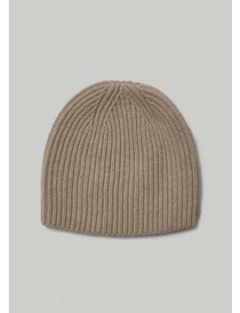 Rib Hat by Lemaire