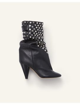 Lakfee Boots by Isabel Marant
