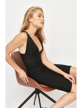 Bandage Bodycon Dress by Dynamite