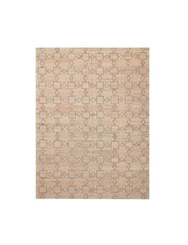 Larissa Natural Fiber Rug   Neutral Multi by Pottery Barn