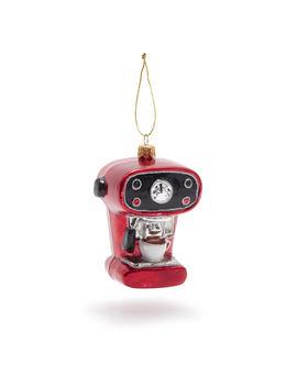 Espresso Machine Glass Ornament by Sur La Table