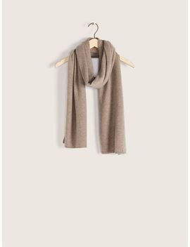 Knit Cashmere Scarf   Addition Elle by Penningtons