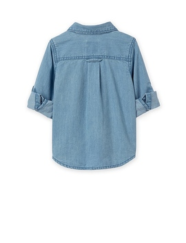 Chambray Shirt by Country Road