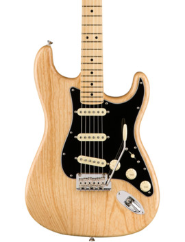 American Professional Stratocaster Maple Fingerboard Electric Guitar by Fender