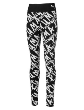 Puma Alpha Print Leggings by Farmers