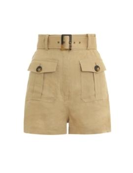 Suraya Safari Shorts by Zimmermann