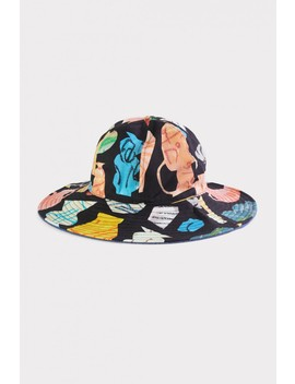 Urn Your Keep Beach Hat by Gorman