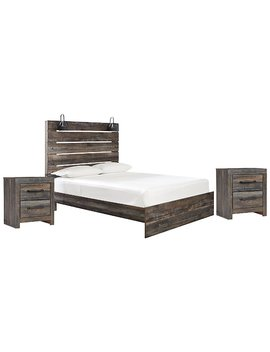 Drystan 5 Piece Bedroom Package by Ashley Homestore