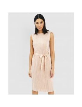Hope Pleated Dress by Forcast