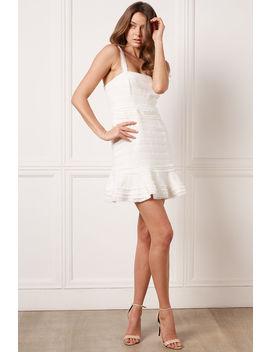 Melania Boucle Dress by Bardot