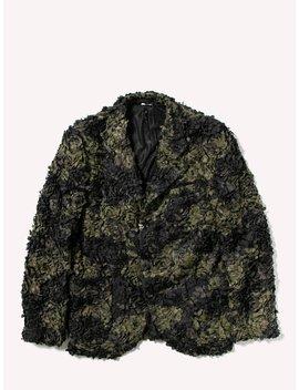 The Ghillie Suit Jacket by Comme Des Garçons Homme Plus