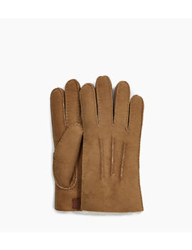Contrast Sheepskin Glove by Ugg