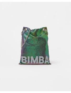 Bolso Malla Metal Multicolor by Bimba Y Lola