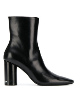 Leather Ankle Boots by Balenciaga