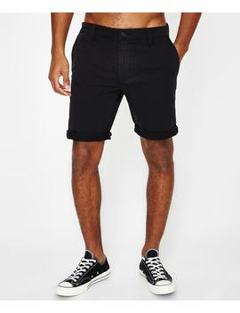 Cody Denim Tapered Short Black by Au