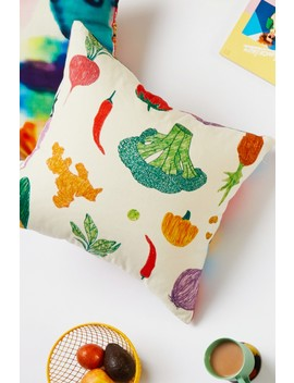 Winter Harvest Cushion by Gorman