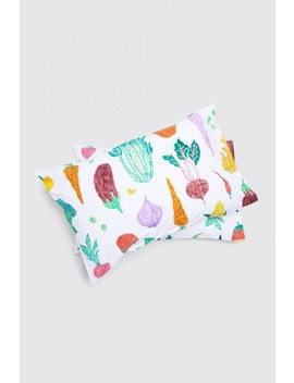 Winter Harvest Pillow Case Pair by Gorman