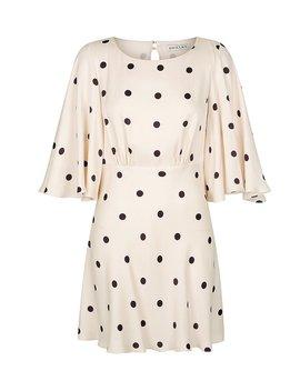 Shelby Circle Sleeve Mini Dress by Shona Joy
