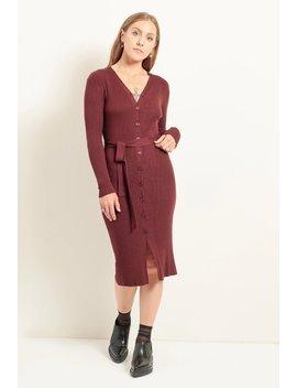 Corinth Sweater Dress by Azalea