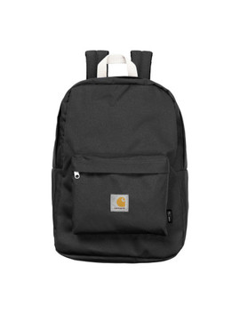 Watch Backpack In Black by Glue Store