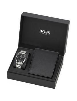 Hugo Boss Gift Set Watch 1570093 by Hugo Boss