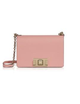Leather Mimì Mini Crossbody Bag by Furla