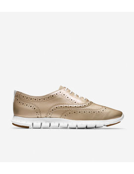 ZerØgrand Wingtip Oxford by Cole Haan