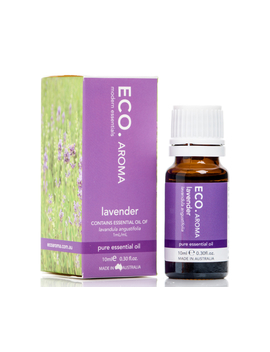 Eco. Aroma Lavender Essential Oil 10m L by Eco