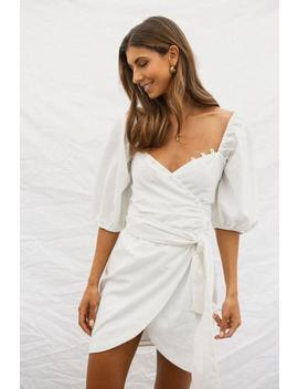 Dulce Wrap Dress by Sabo Skirt