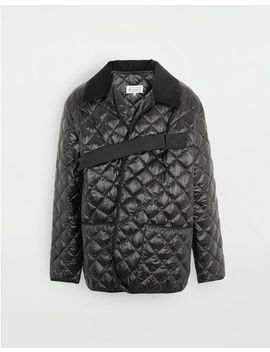 Quilted Jacket by Maison Margiela