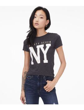 Eighty Seven Ny Graphic Tee by Aeropostale