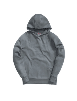 Raglan Red Box Hoodie by The North Face