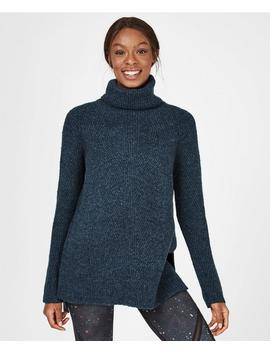 Shakti Wool Blend Sweater by Sweaty Betty