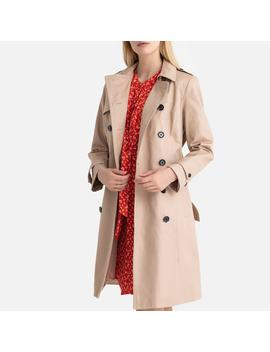 Trench Em Puro Algodão by La Redoute Collections