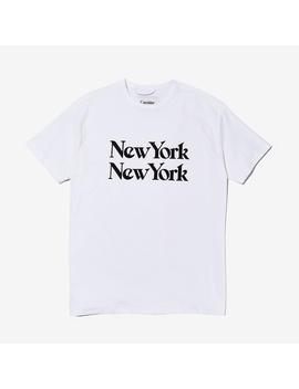 New York Tee, Natural by Corridor