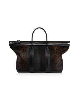 Printed Buckley Tote by Tom Ford
