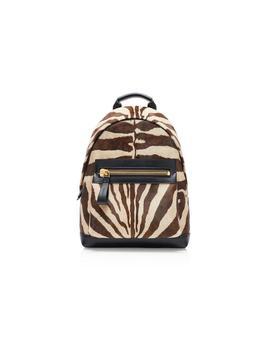 Zebra Large Buckley Backpack by Tom Ford